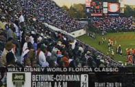 HBCUX – Florida Classic 1st Quarter