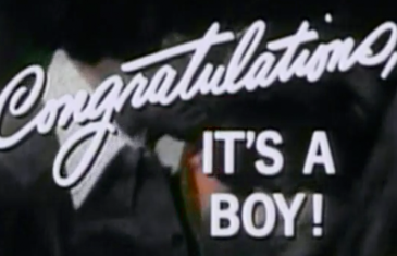 Congratulations – It's A Boy