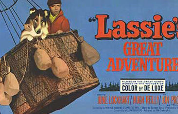 Lassie, The Great Adventure
