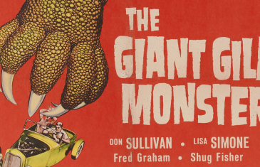 The Giant Gilla Monster