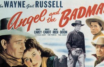Angel and the Badman – John Wayne